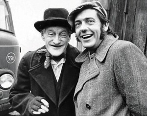 Happy 100th Birthday Wilfrid Brambell aka Albert Steptoe