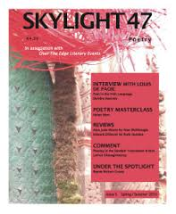 Poem in Skylight 47, Interview and Translations in Russian