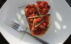 Skinheads on a Raft… aka Beans on Toast