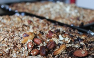 Homemade Super Granola